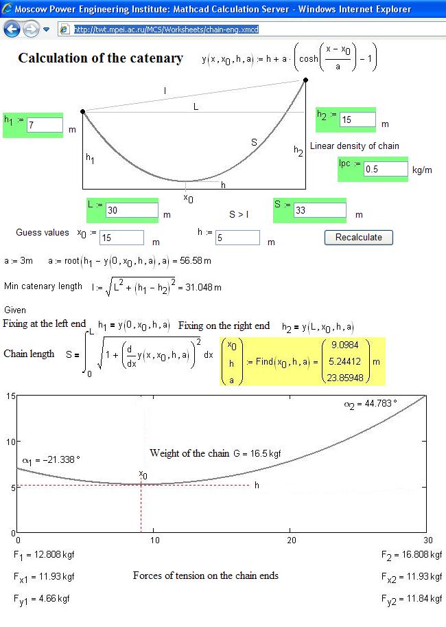 Solved Solve Block Problem Quot S Quot Shaped Catenary Ptc