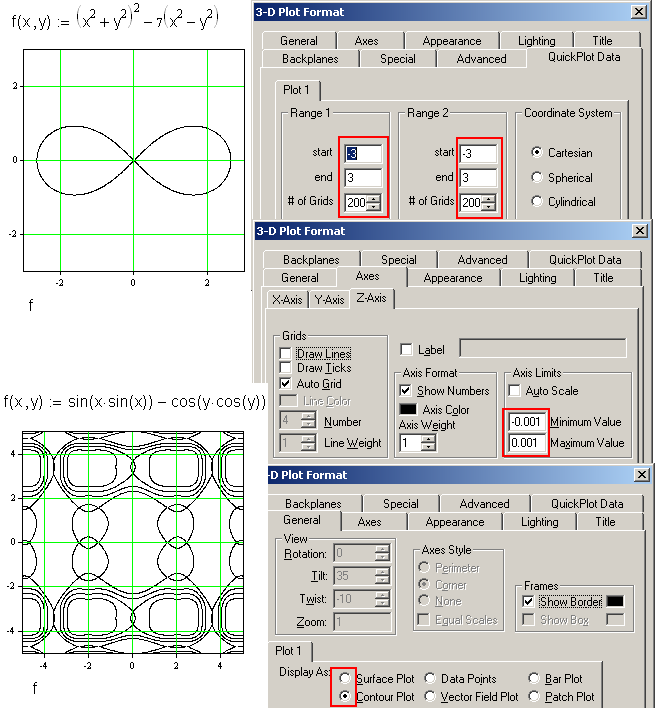 Drawing Lines In Mathcad : Chapter